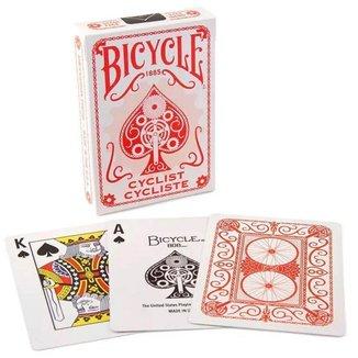 Baralho Bicycle Cyclist Red / Vermelho