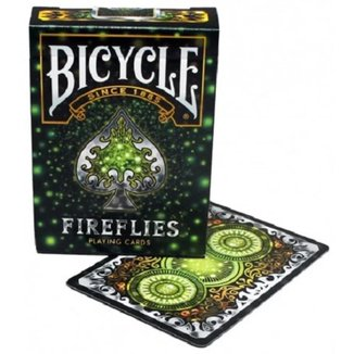 Baralho Bicycle Fireflyies ( Vagalume) - Premium Deck