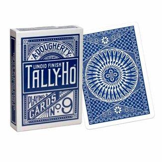 Baralho Tally-Ho Circle Azul