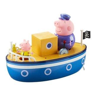 Barco do Vovô Pig Peppa Pig Sunny 2309