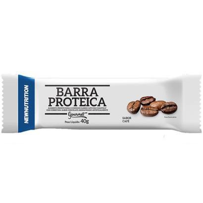 Barra de Proteína Gourmet c/ 12 unidades NewNutrition