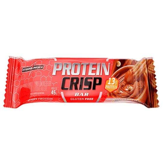 Barra de Proteína Protein Crisp Bar unidade - Integralmédica -