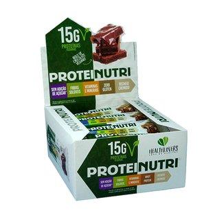 Barra de Proteína Protein Nutri cx 12un - HealthLovers