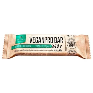 Barra de Proteínas Vegana Veganpro Nutrify - 10 unidades