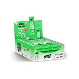 Barra Nuts Zero Chips de Coco (12uni de 25gr cada) - Pinati