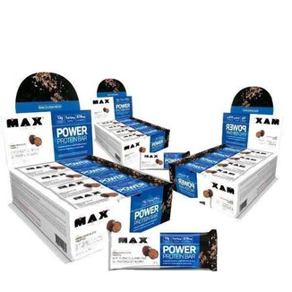 Barra Proteínas 3x caixas 12u (misto) (41g) Max Titanium