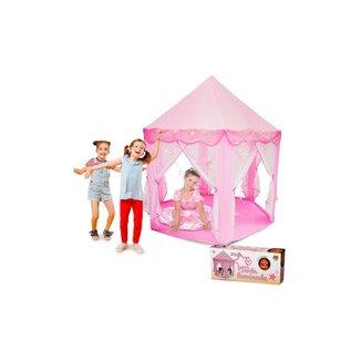 Barraca Cabana Toca Infantil Tenda Iluminada - Dm Toys