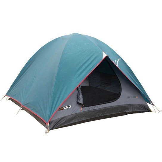 Barraca Camping Nautika Cherokee GT 2/3 Pessoas - Azul