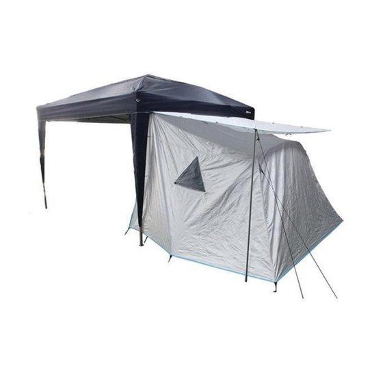 Barraca Camping/Férias 5 Pessoas Anexx para Gazebo Coluna D'água 2500mm - Nautika - Branco