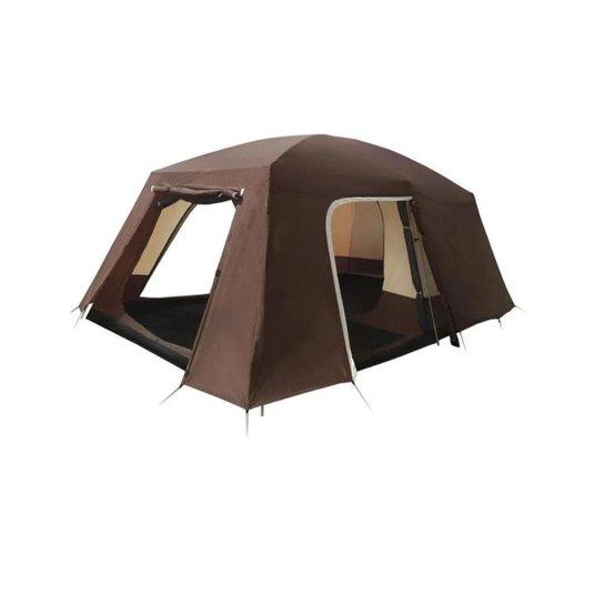 Barraca de Camping Guepardo BC0700 Family Titan para 12 Pessoas - Marrom