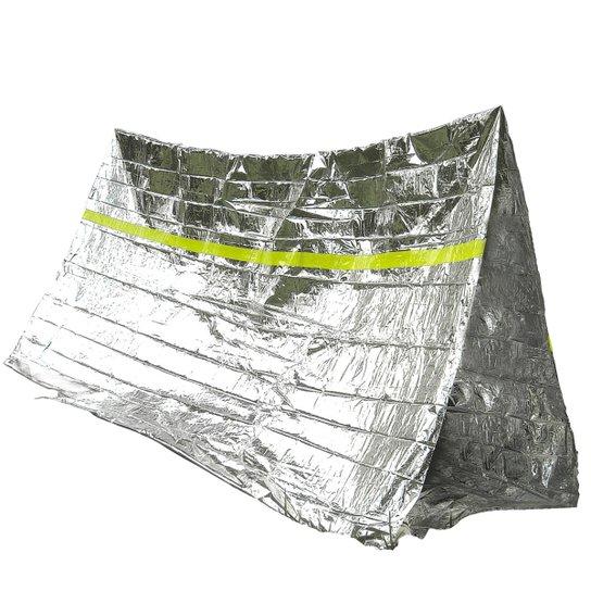 Barraca Guepardo de Emergência - Alumínio - Prata