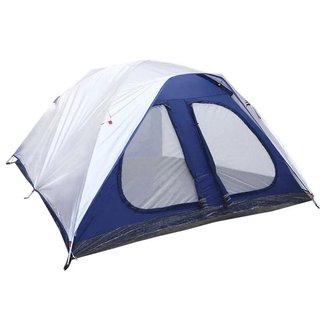 Barraca Para Acampamento Camping Nautika Iglu Dome 8 Pessoas