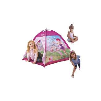 Barraca Toca Cabana Infantil Meninas Fadinha Feliz - Dm Toys