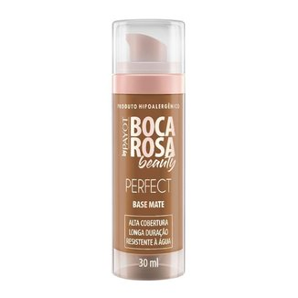 Base Mate Boca Rosa Perfect Payot Beauty 07 Marcia