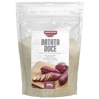 Batata Doce New 500g Natural