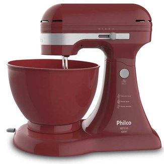 Batedeira Philco Basculante 500W PBT510 Vermelho