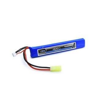Bateria Para Airsoft Lipo 7.4v/2s - 1300mah - 20c/40c - Leão