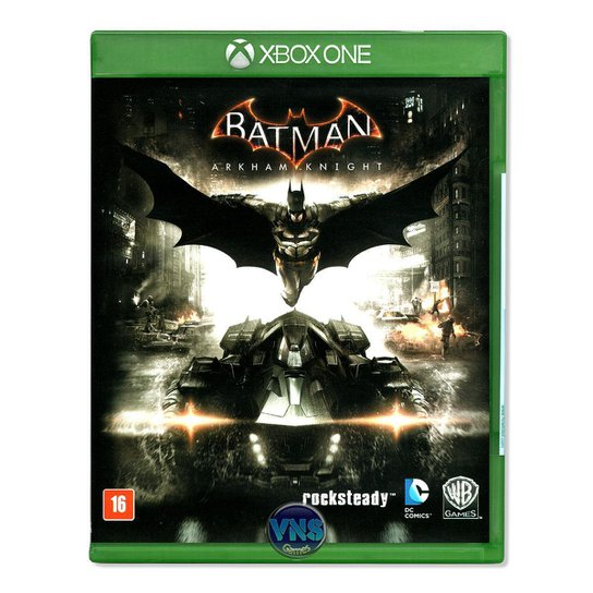 Batman Arkham Knight - Xbox One - Incolor