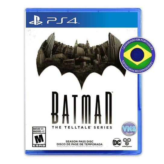Batman The Telltale Series - PS4 - Incolor