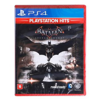 Batman: Arkham Knight - Ps4