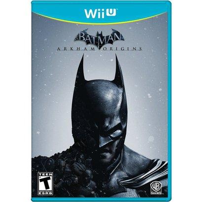 Batman: Arkham Origins - Wiiu Batman: Arkham Origins Traz Uma História Original Que Se Desenvolve Antes Dos Outros Dois...
