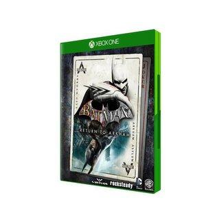 Batman: Return to Arkham para Xbox One