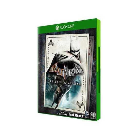 Batman: Return to Arkham para Xbox One - Verde