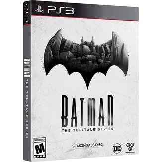 Batman: The Telltale Series - Ps3