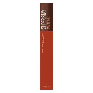 Batom Líquido Maybelline Superstay Matte Ink Coffee Cocoa Connoisseur