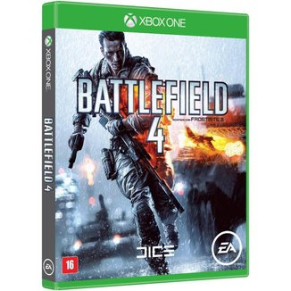 Battlefield 4 - Xbox-One