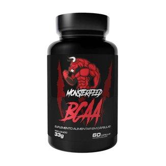 Bcaa (60 Cápsulas) - Monsterfeed