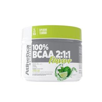 BCAA 100% Flavour 210g - Atlhetica Nutrition