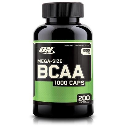 BCAA 1000 200 Cáps – Optimum Nutrition