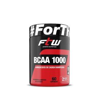BCAA 1.000 - 60 CAPS - FTW