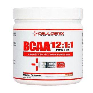 BCAA 12:1:1 Cellgenix Powder - 200g
