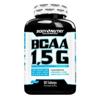 BCAA 1,5g 60 Tabletes Body Nutry