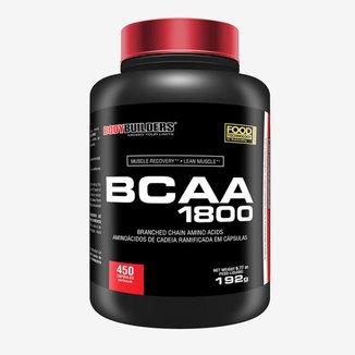 BCAA 1800 - BODYBUILDERS 450 CAPS