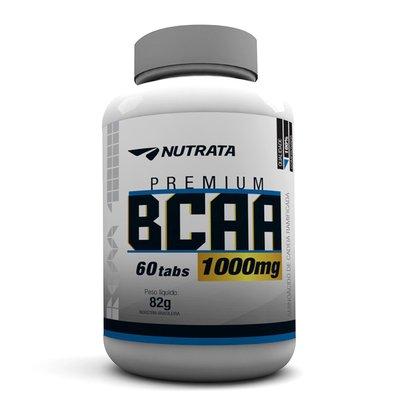 BCAA 1g 60 Tabs - Nutrata