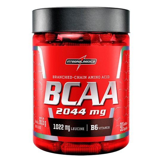 BCAA 2.1.1 90 Cáps - Integralmédica -