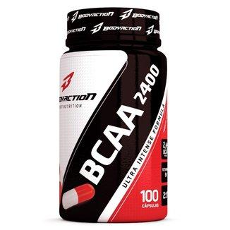 BCAA 2400 100 Cáps - Body Action