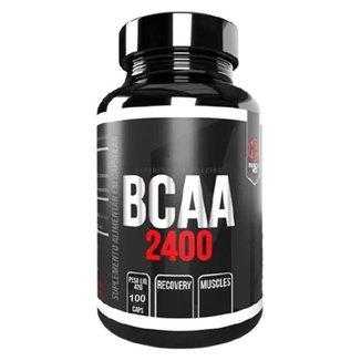 Bcaa 2400 100 Cápsulas - Muscle HD