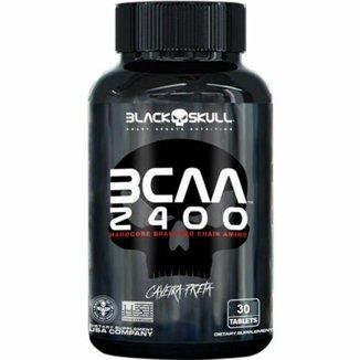 Bcaa 2400 30 Tbl - Black Skull