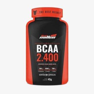 BCAA 2400 60 CAPS - NEW MILLEN