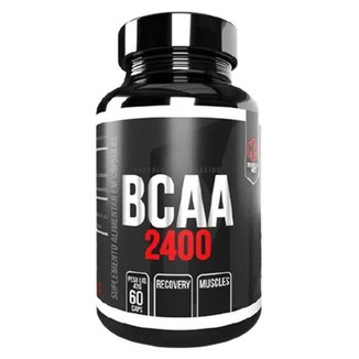 Bcaa 2400 60 Cápsulas - Muscle HD