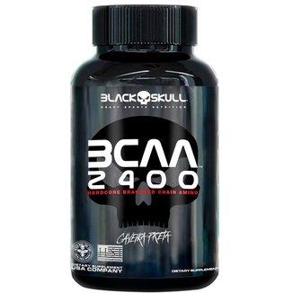 BCAA 2400 Black Skull 200 Tábs