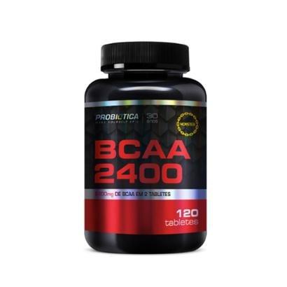 BCAA 2400mg 120 Tabs – Probiótica