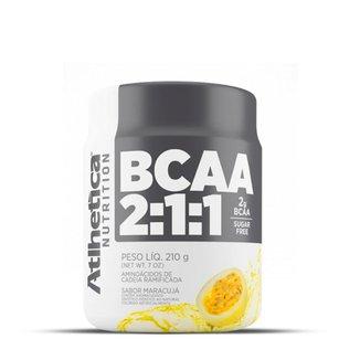 Bcaa 2:1:1 210Gr  -  Atlhetica Nutrition