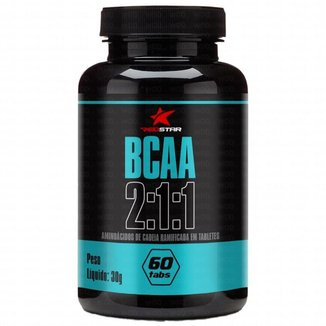 BCAA 2:1:1 - 60 TABS - RED SERIES