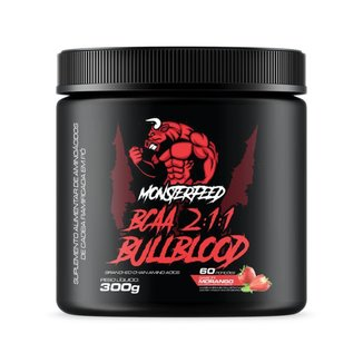 BCAA 2:1:1 BULLBLOOD (300g) - Monsterfeed