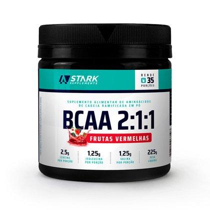 BCAA 2:1:1 em pó - Stark Supplements